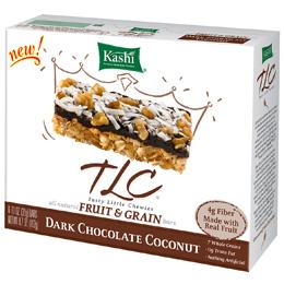 Kashi Dark Chocolate Coconut Bars