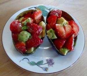 Strawberry Avocados