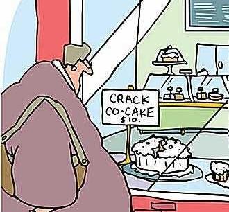 Crack Co-Cake