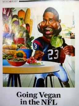 Going Vegan in the NFL